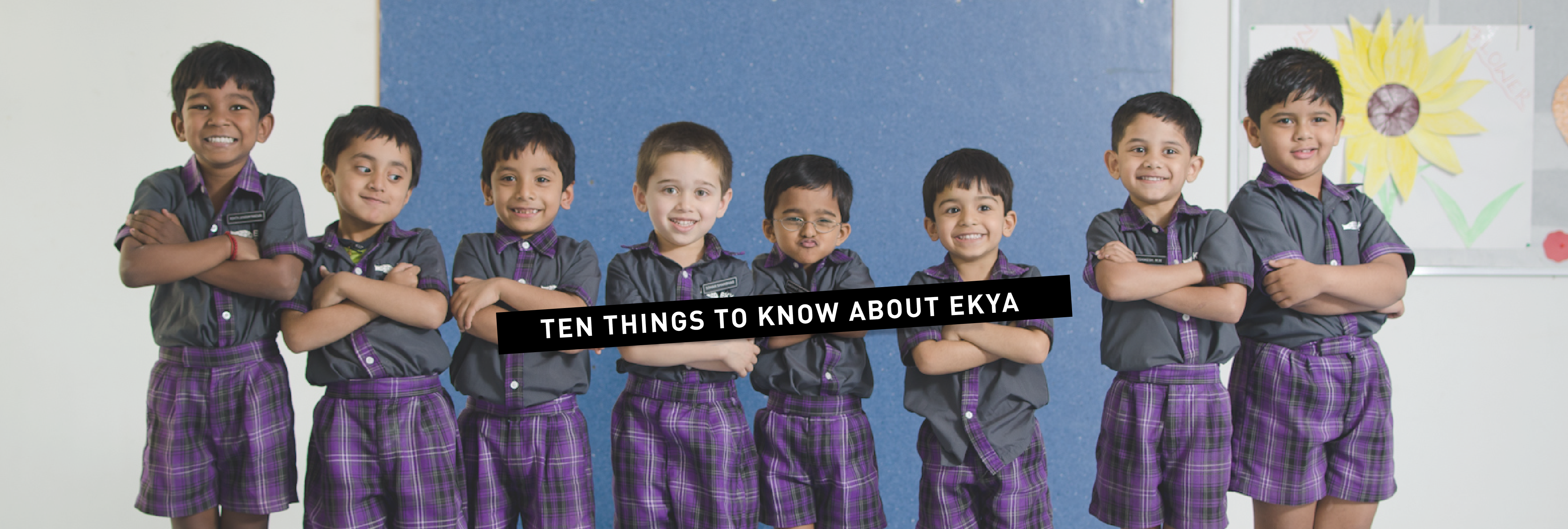 Ekya Schools - Features