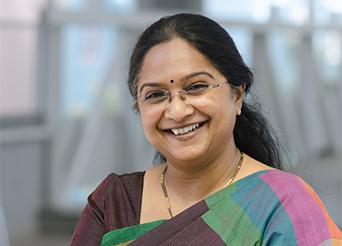 Mrs. Jyothi Menon - Head of School, Ekya School ITPL