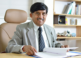 Mr. K. C. Ramamurthy (IPS) - Chairman, CMR Group of Institutions | President, Ekya Board of Governors