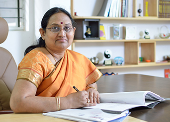 Dr. Sabitha Ramamurthy - President, CMR Jnanadhara Trust | President, Ekya Board of Governors