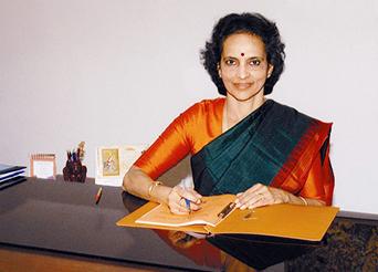 Mrs. Shanthamma Gopalkrishna - Dean, National Public Schools
