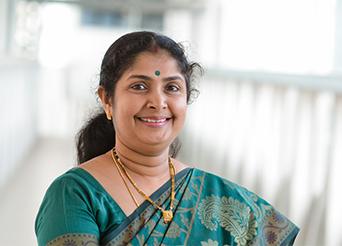 Usha Premkumar - Vice Principal, Ekya School JP Nagar