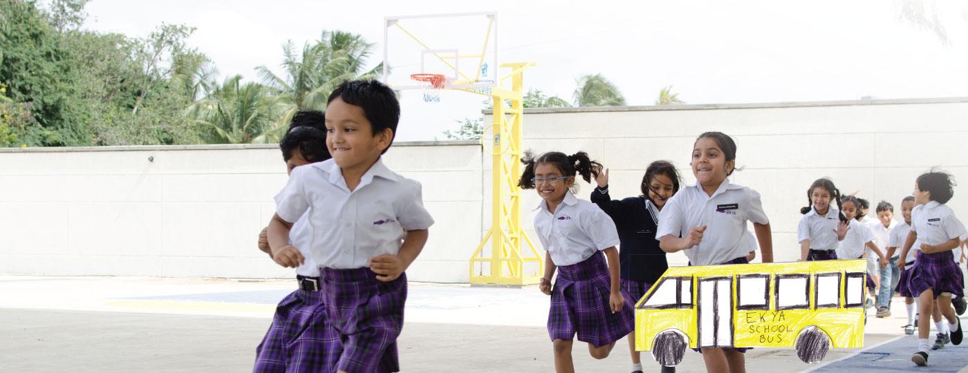 About Ekya Schools