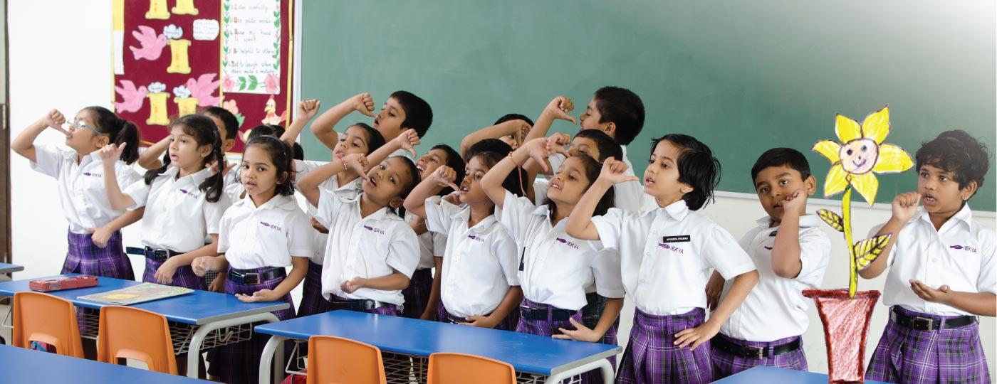 The Ekya Curriculum - Ekya School