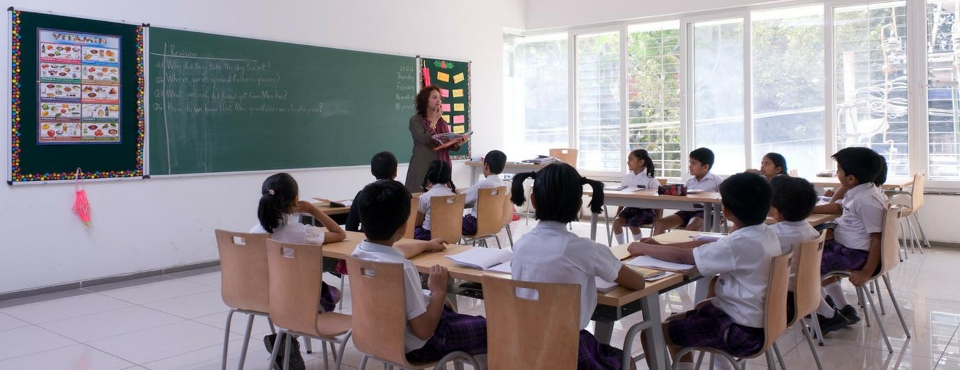 Ekya schools Classroom